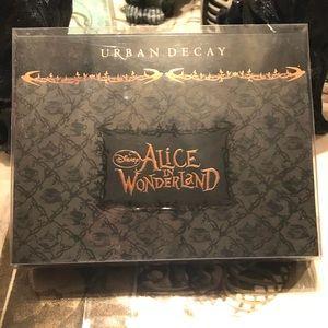 Urban Decay Alice in Wonderland Palette NEW